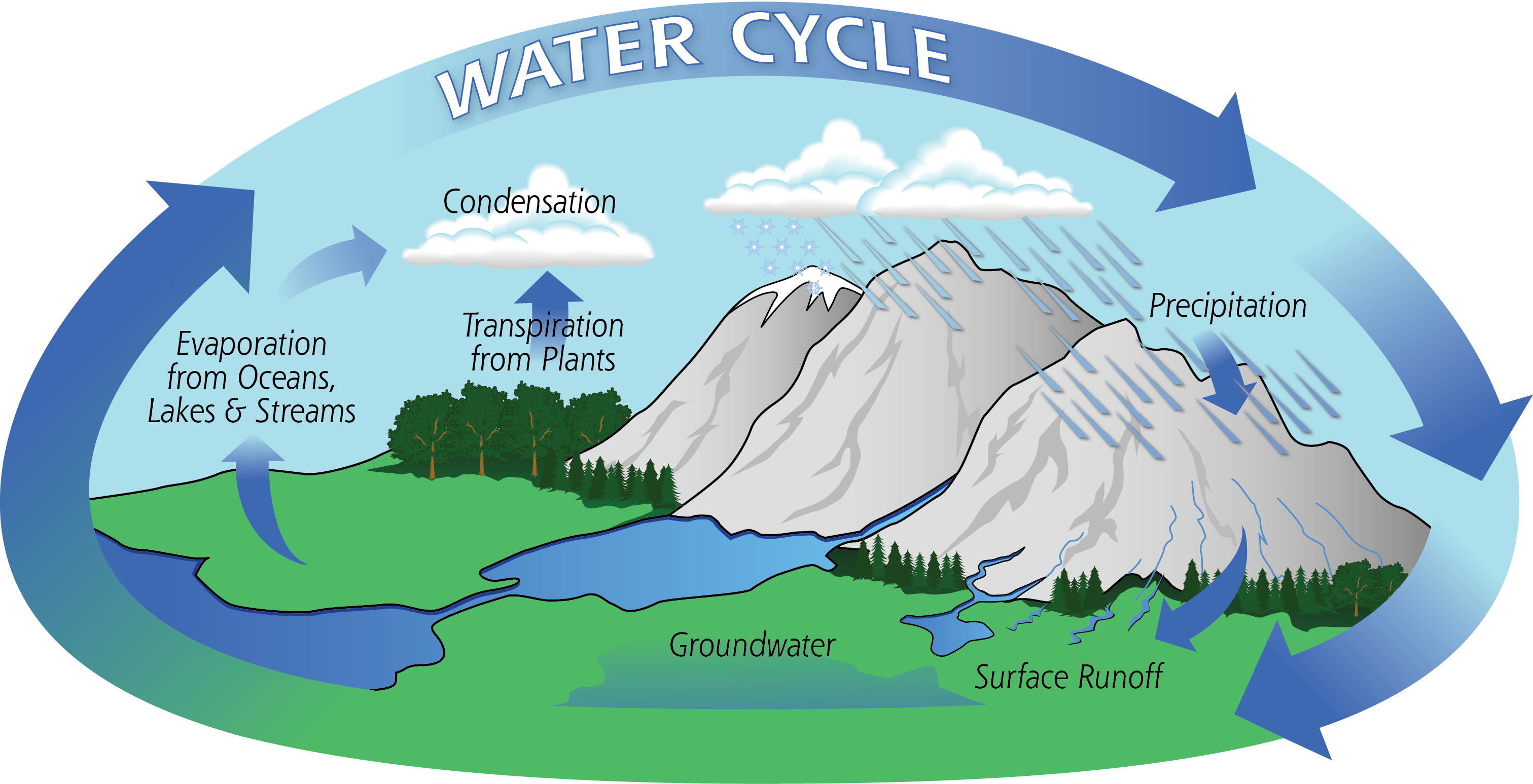 The Water Cycle | RDN Water Budget Project
